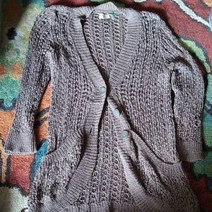 Sonoma small knit cardigan
